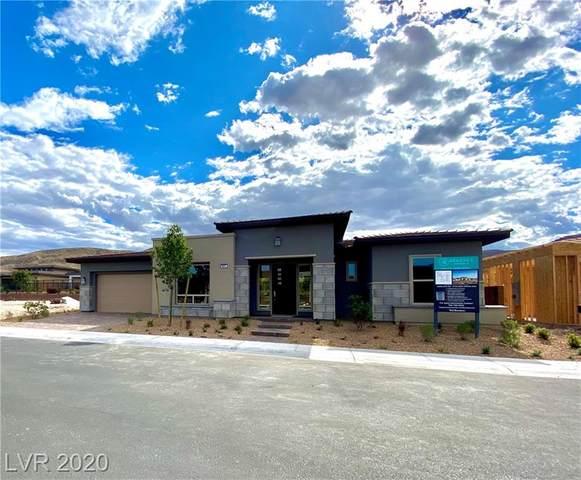 6691 Titanium Crest Street, Las Vegas, NV 89148 (MLS #2156872) :: Signature Real Estate Group