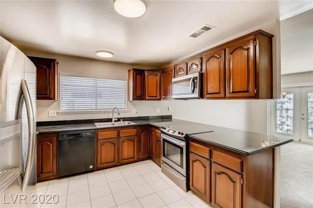 109 Cimarron Road, Las Vegas, NV 89145 (MLS #2228932) :: Helen Riley Group | Simply Vegas