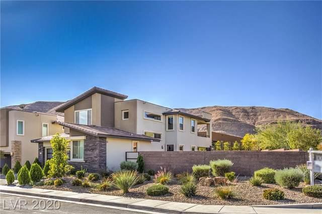 6005 Andezano Drive, Las Vegas, NV 89135 (MLS #2247936) :: The Lindstrom Group