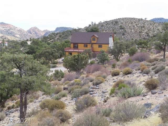 14975 Mater Mea Place, Las Vegas, NV 89161 (MLS #2282329) :: The Shear Team