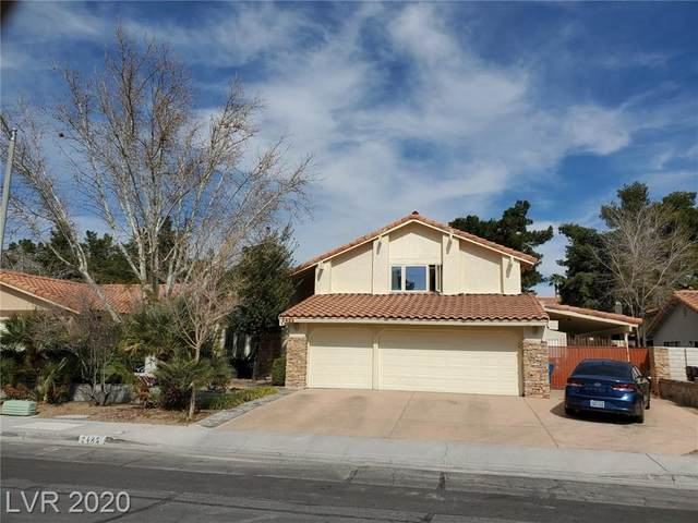 2485 Marlene Way, Henderson, NV 89014 (MLS #2165697) :: Signature Real Estate Group