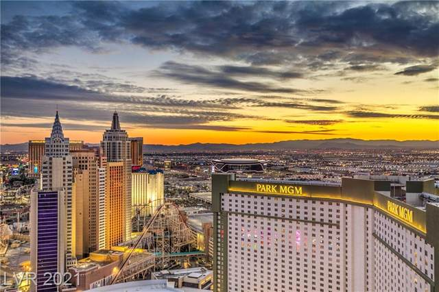 3750 S Las Vegas Boulevard #3401, Las Vegas, NV 89158 (MLS #2247974) :: Vestuto Realty Group