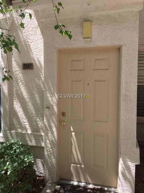 8555 Russell #2047, Las Vegas, NV 89113 (MLS #1889658) :: Sennes Squier Realty Group