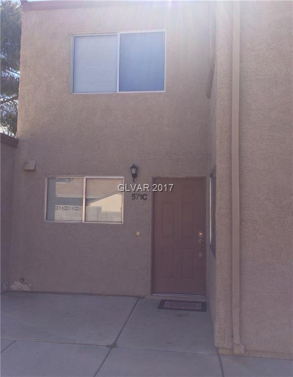 571 Roxella C, Las Vegas, NV 89110 (MLS #1905455) :: Trish Nash Team