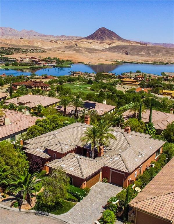 16 Dolce Luna, Henderson, NV 89011 (MLS #1908083) :: Signature Real Estate Group