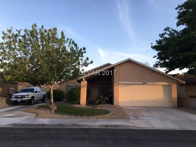 6009 Montecito, Las Vegas, NV 89108 (MLS #1908782) :: The Snyder Group at Keller Williams Realty Las Vegas