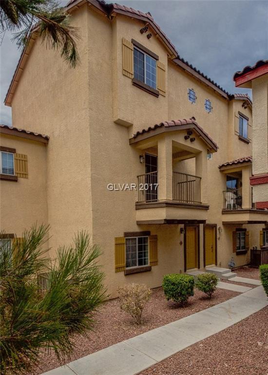 5945 Palmilla Lot 8, North Las Vegas, NV 89031 (MLS #1917358) :: Realty ONE Group