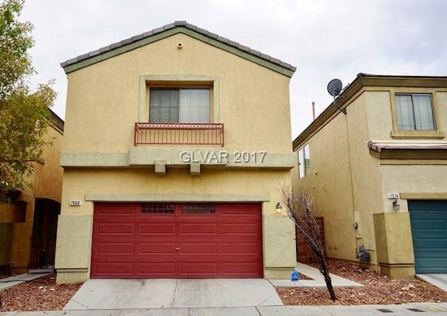 7568 Garden Galley, Las Vegas, NV 89139 (MLS #1917934) :: Realty ONE Group