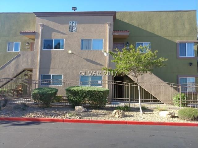 1810 Decatur #102, Las Vegas, NV 89108 (MLS #1924885) :: The Snyder Group at Keller Williams Realty Las Vegas