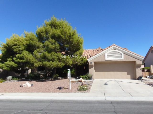 2616 Tumble Brook, Las Vegas, NV 89134 (MLS #1925459) :: The Snyder Group at Keller Williams Realty Las Vegas