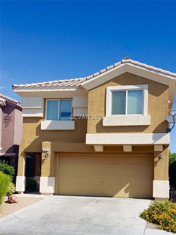 270 Caddy Bag, Las Vegas, NV 89148 (MLS #1927901) :: Realty ONE Group