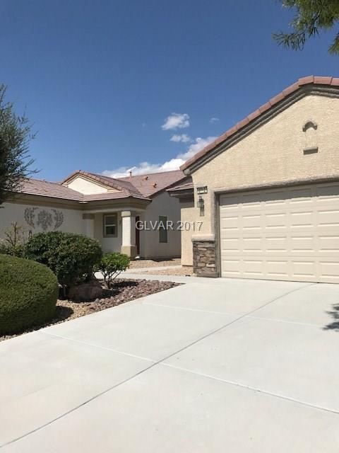 2712 Cheer Pheasant, North Las Vegas, NV 89084 (MLS #1928255) :: Realty ONE Group