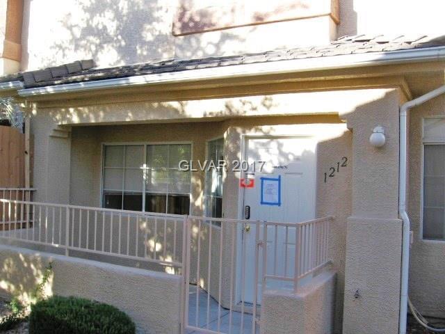 1212 Dusty Creek, Las Vegas, NV 89128 (MLS #1939818) :: The Snyder Group at Keller Williams Realty Las Vegas