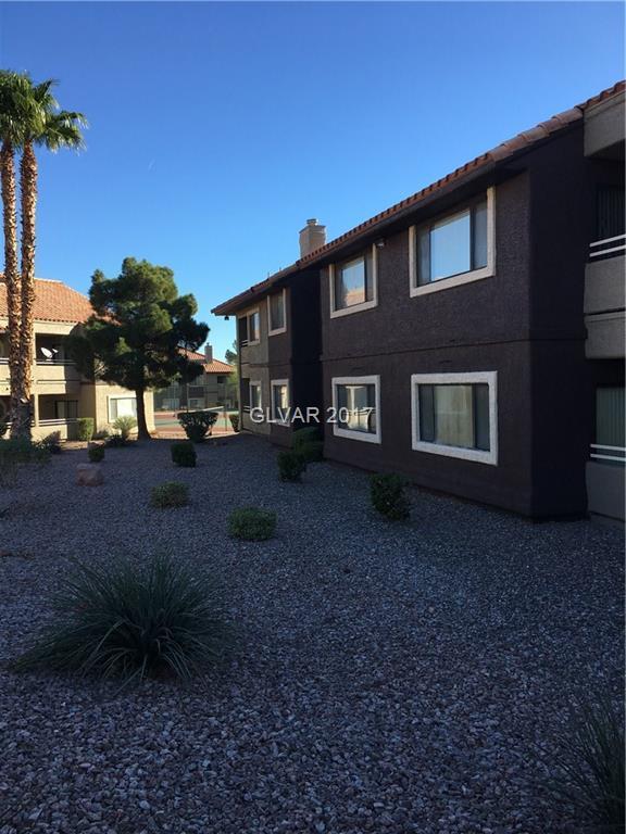 5052 S Rainbow #202, Las Vegas, NV 89118 (MLS #1942101) :: The Snyder Group at Keller Williams Realty Las Vegas
