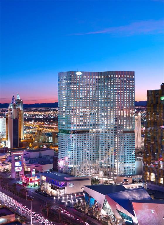 3750 S Las Vegas #2506, Las Vegas, NV 89158 (MLS #1947899) :: Trish Nash Team