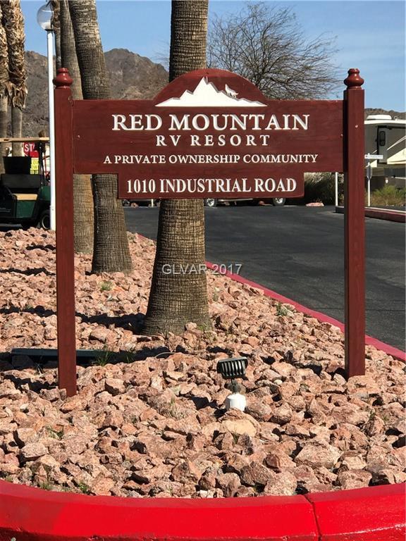 857 Pelican #63, Boulder City, NV 89005 (MLS #1948682) :: Signature Real Estate Group