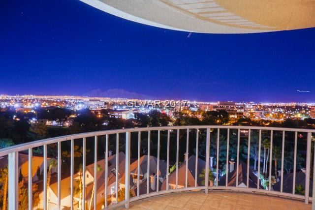 3111 Bel Air 10F, Las Vegas, NV 89109 (MLS #1950313) :: Signature Real Estate Group