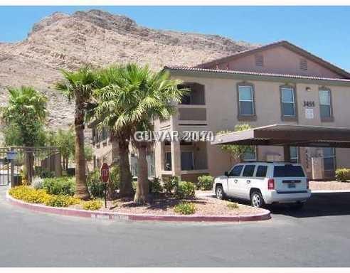 3354 Indian Shadow #203, Las Vegas, NV 89129 (MLS #1955500) :: Trish Nash Team