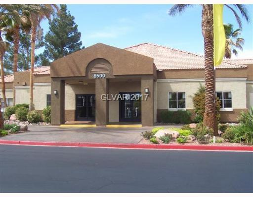 8600 W Charleston #2013, Las Vegas, NV 89117 (MLS #1955850) :: Signature Real Estate Group