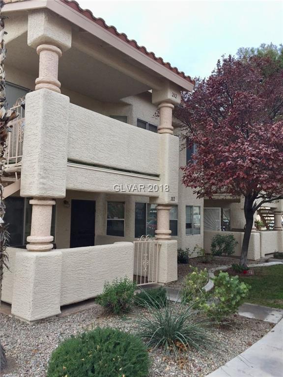 1316 Pinto Rock #202, Las Vegas, NV 89128 (MLS #1956273) :: Keller Williams Southern Nevada