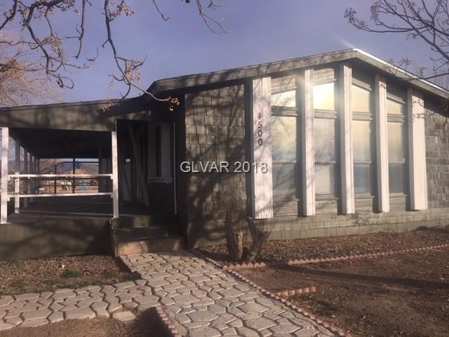 4500 E Cheyenne, Pahrump, NV 89061 (MLS #1959486) :: Trish Nash Team