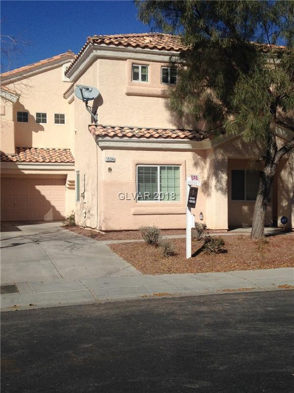 1534 Broken Bell, Henderson, NV 89002 (MLS #1959807) :: The Snyder Group at Keller Williams Realty Las Vegas