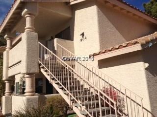 904 Boulder Springs #201, Las Vegas, NV 89128 (MLS #1960853) :: Sennes Squier Realty Group