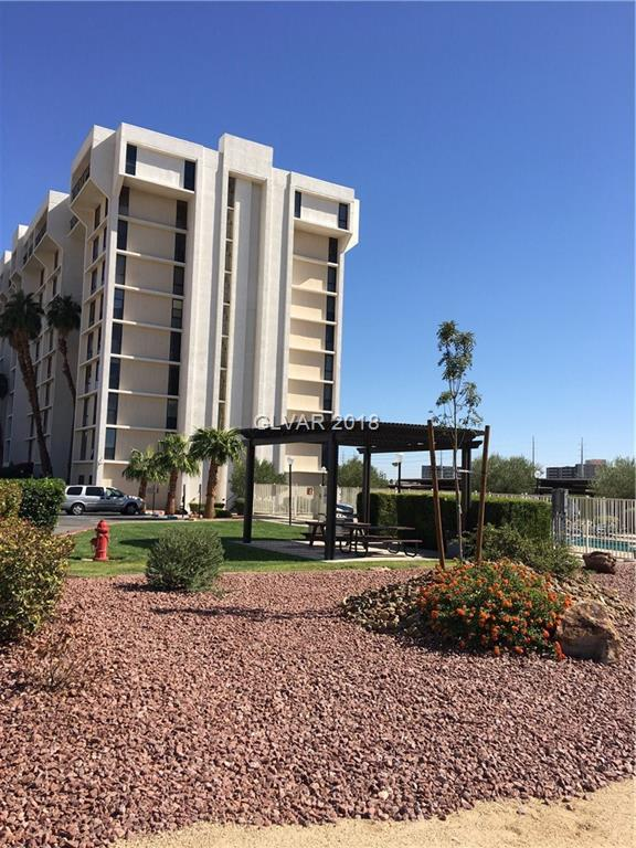 3930 Swenson #410, Las Vegas, NV 89119 (MLS #1961533) :: Trish Nash Team