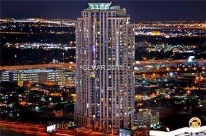 200 W Sahara #3802, Las Vegas, NV 89102 (MLS #1961682) :: Trish Nash Team