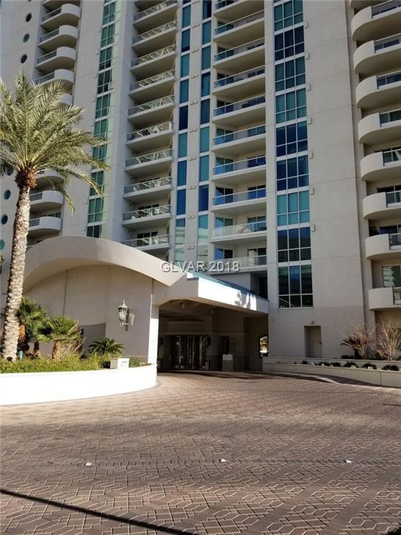 2777 Paradise #3203, Las Vegas, NV 89109 (MLS #1963172) :: The Snyder Group at Keller Williams Realty Las Vegas