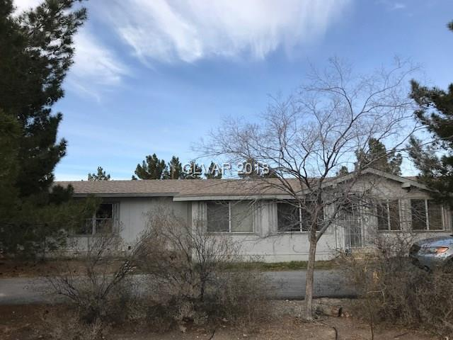 1710 W Donner, Pahrump, NV 89041 (MLS #1963427) :: Trish Nash Team