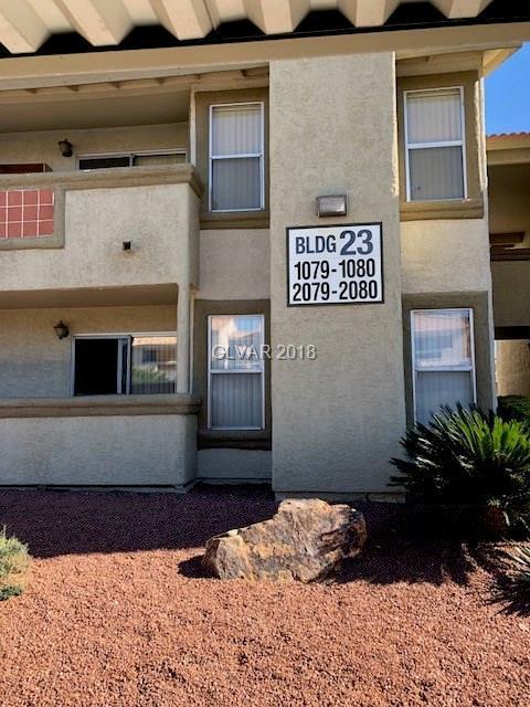 7300 Pirates Cove #1079, Las Vegas, NV 89145 (MLS #1964551) :: Signature Real Estate Group