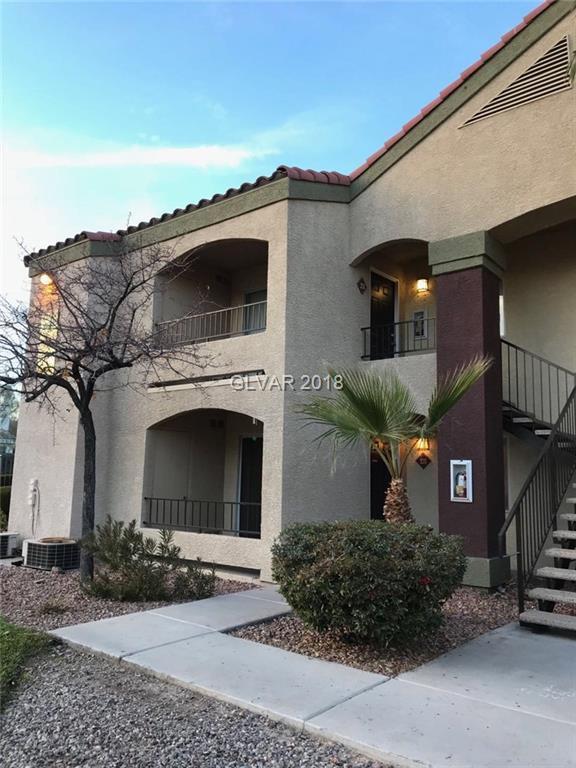7885 Flamingo #1011, Las Vegas, CA 89147 (MLS #1965023) :: Trish Nash Team