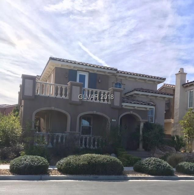 3193 Mantua Village, Henderson, NV 89044 (MLS #1966370) :: Realty ONE Group