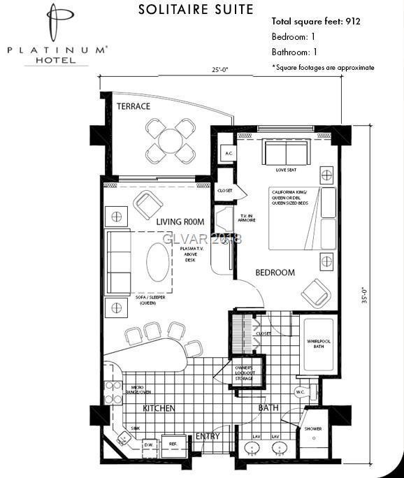 211 Flamingo #706, Las Vegas, NV 89169 (MLS #1966589) :: Trish Nash Team