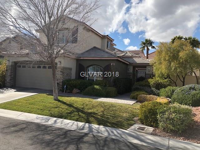 429 Ralph Mosa, Las Vegas, NV 89138 (MLS #1966643) :: The Snyder Group at Keller Williams Realty Las Vegas