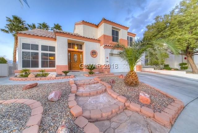 2510 Cortina, Henderson, NV 89074 (MLS #1968627) :: Realty ONE Group