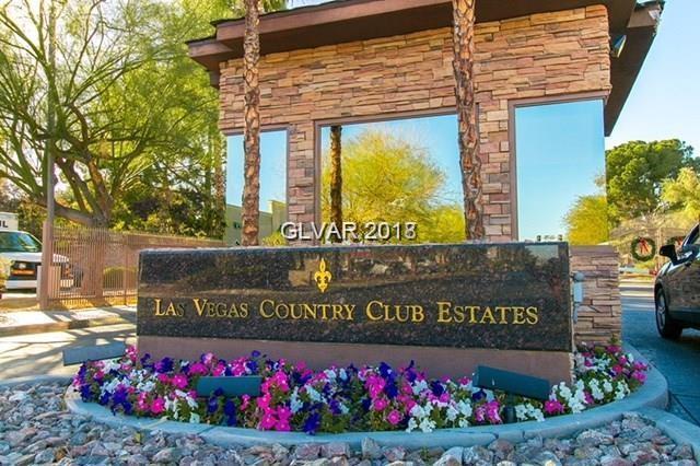 2838 Loveland #1610, Las Vegas, NV 89109 (MLS #1969214) :: Keller Williams Southern Nevada