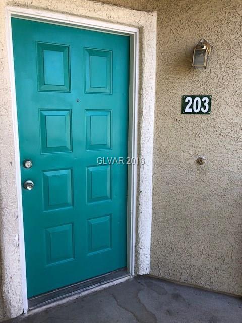 1541 Linnbaker #203, Las Vegas, NV 89110 (MLS #1971300) :: Keller Williams Southern Nevada