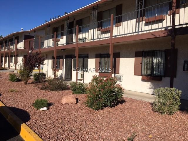 4955 Jeffreys #602, Las Vegas, NV 89119 (MLS #1971685) :: The Snyder Group at Keller Williams Realty Las Vegas