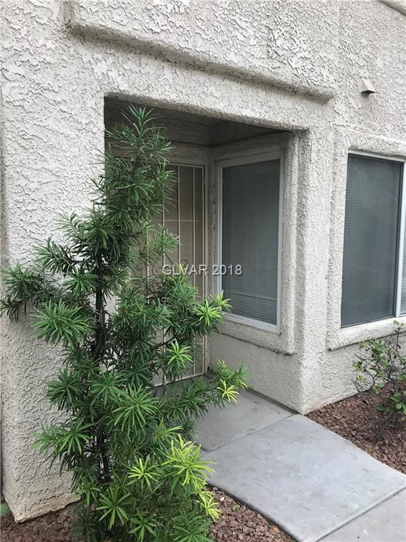 5229 Caspian Springs #103, Las Vegas, NV 89120 (MLS #1971816) :: Signature Real Estate Group