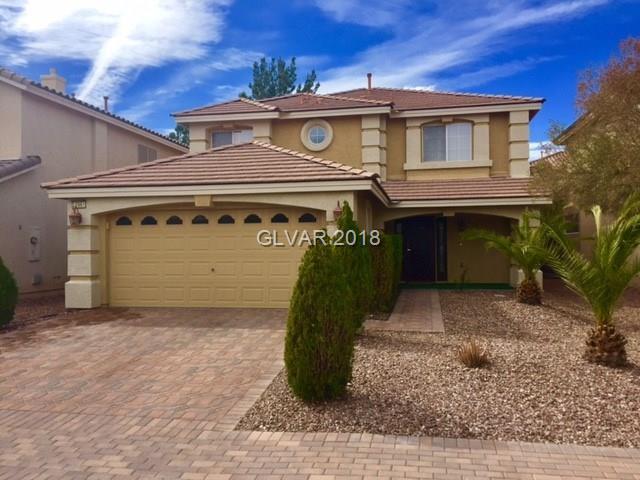 10961 Dornoch Castle, Las Vegas, NV 89141 (MLS #1971833) :: Keller Williams Southern Nevada