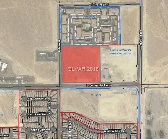 E Centennial Pkwy, North Las Vegas, NV 89081 (MLS #1972020) :: Vestuto Realty Group