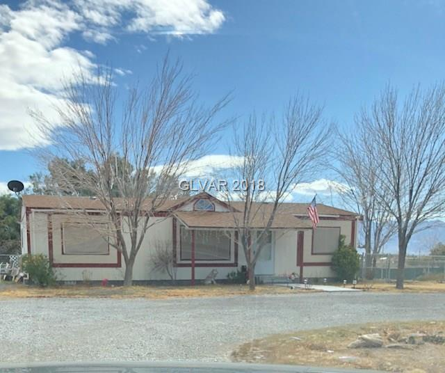 1701 E Manse, Pahrump, NV 89048 (MLS #1972267) :: The Snyder Group at Keller Williams Realty Las Vegas