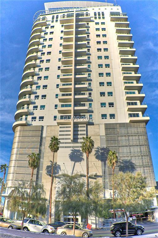 200 Hoover #1008, Las Vegas, NV 89101 (MLS #1972391) :: Catherine Hyde at Simply Vegas