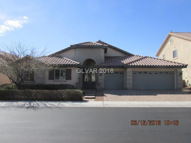 8115 Dolce Volpe, Las Vegas, NV 89178 (MLS #1976645) :: Signature Real Estate Group