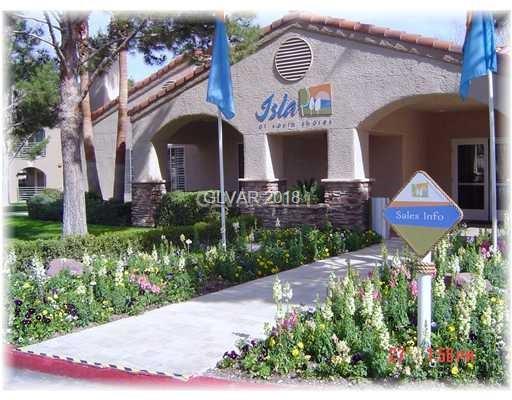 7701 Tackle #106, Las Vegas, NV 89128 (MLS #1976968) :: Signature Real Estate Group