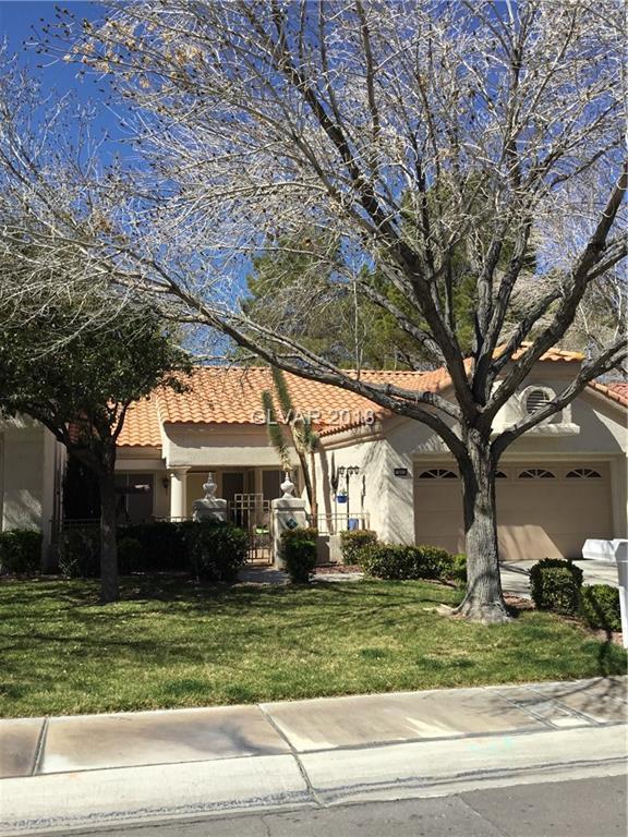2805 Sungold, Las Vegas, NV 89134 (MLS #1977055) :: Signature Real Estate Group