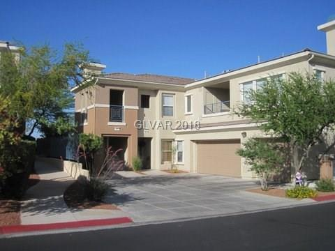 10720 Amber Ridge #201, Las Vegas, NV 89144 (MLS #1977588) :: Signature Real Estate Group