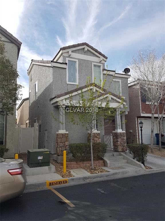 1627 Bamboo Rain, Las Vegas, NV 89183 (MLS #1977797) :: Signature Real Estate Group